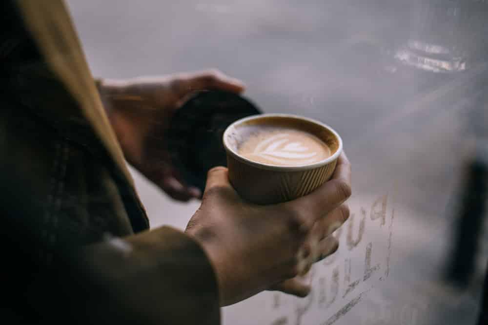 Start het weekend goed met een cappuccino in Den Haag