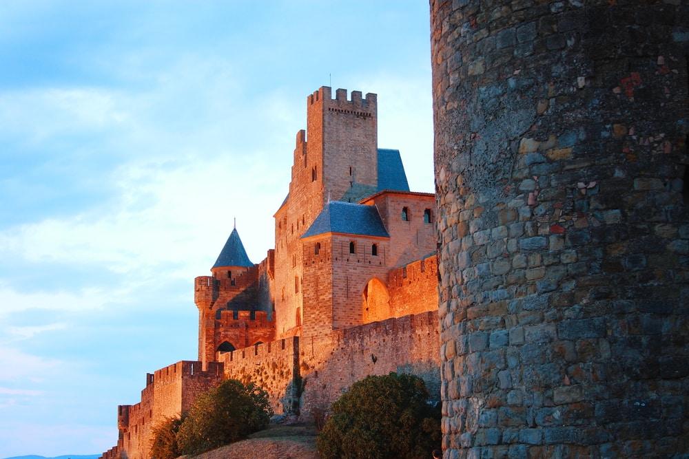 Bezoek de historische stad van Frankrijk