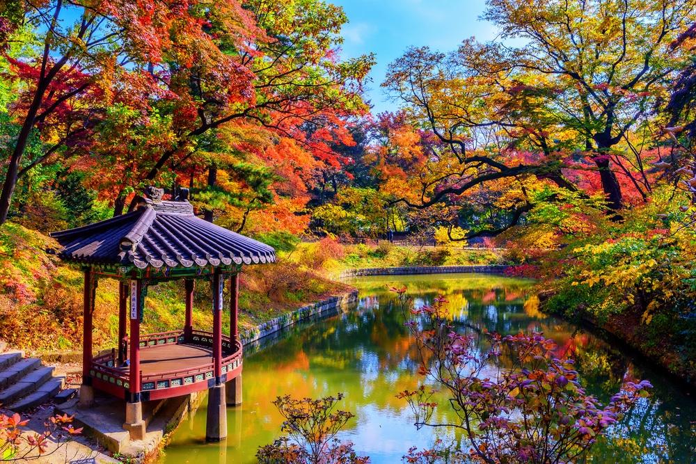 Bezoek een van de mooiste bezienswaardigheden van Zuid-Korea