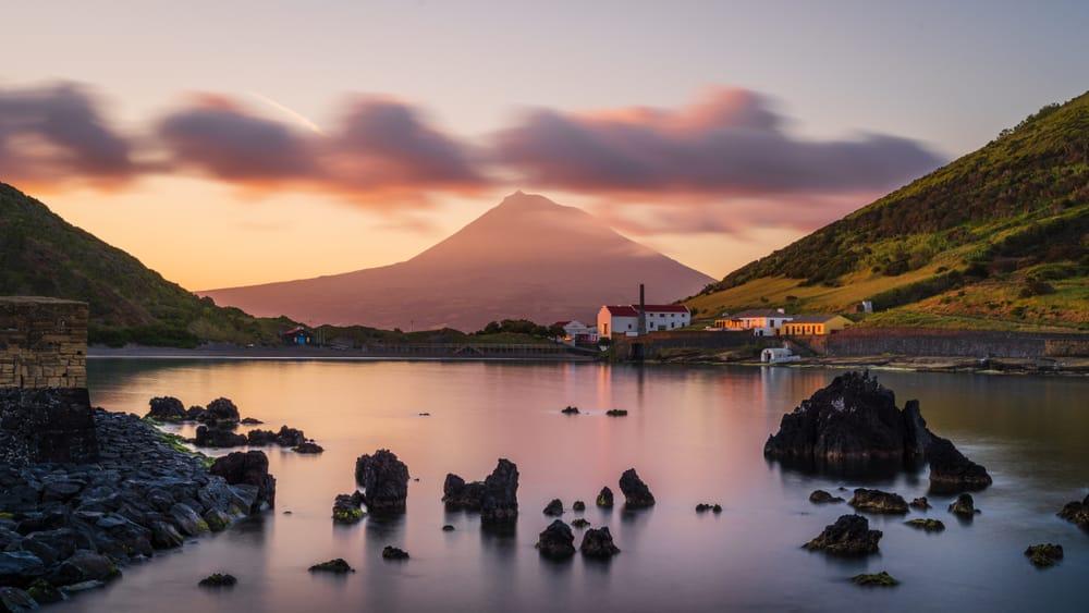 Bezoek de Portugese eilanden de Azoren