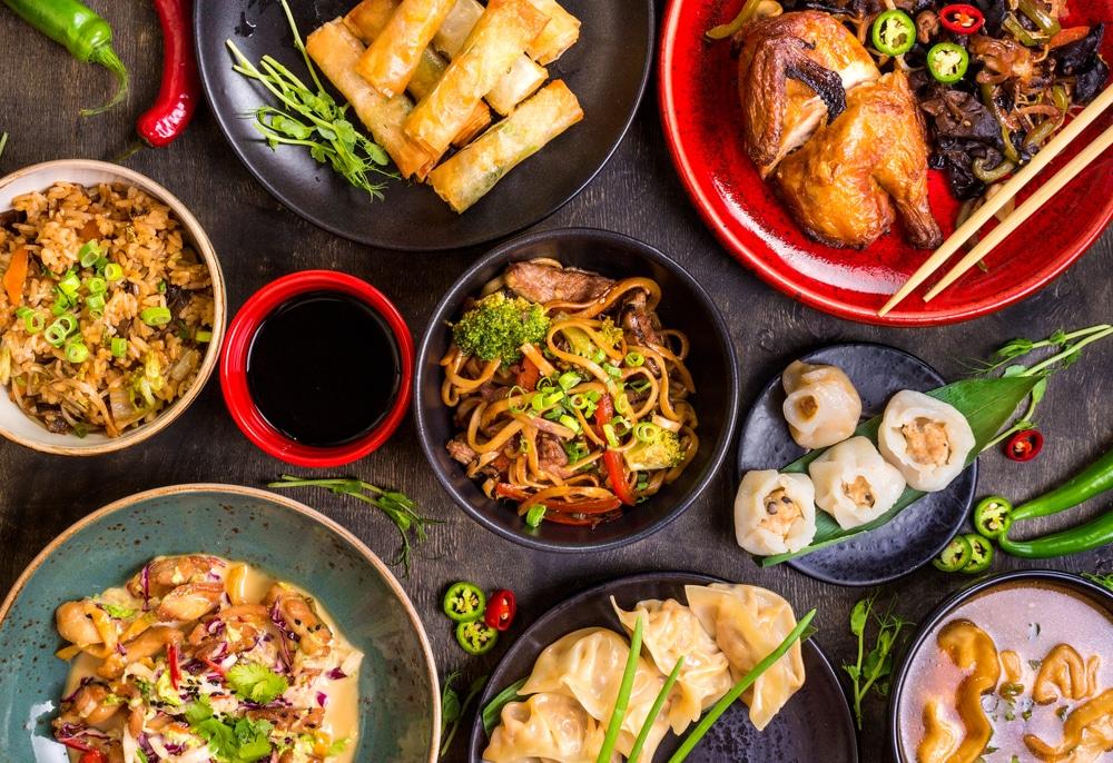 Geniet thuis van de culinaire Chinese keuken