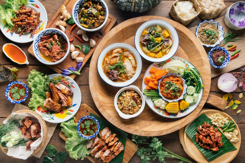 Geniet van de Thaise keuken in Leiden