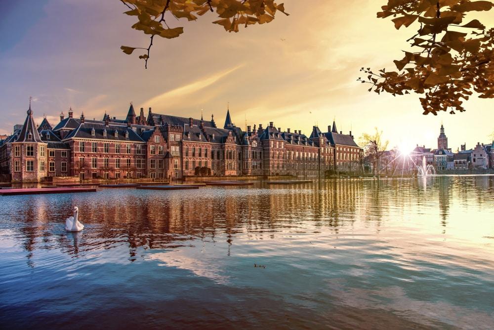 De prachtige stad Den Haag