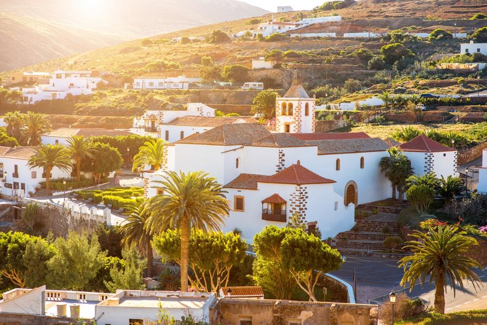 Het Spaanse Fuerteventura