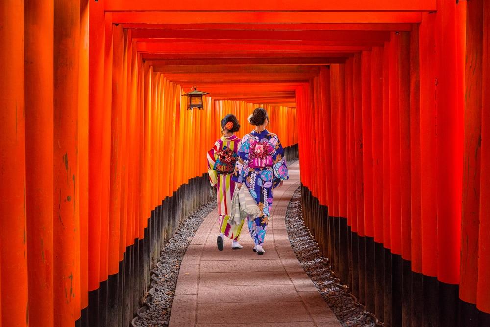 Top 10 MOOISTE steden in het geliefde Japan