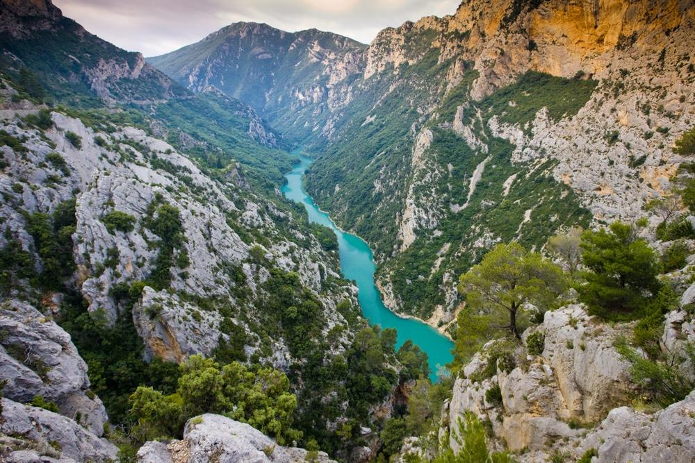 Ontdek de prachtige kloof Gorges du Verdon