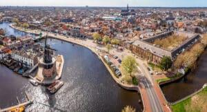 Ga een weekend weg naar de prachtige stad Haarlem