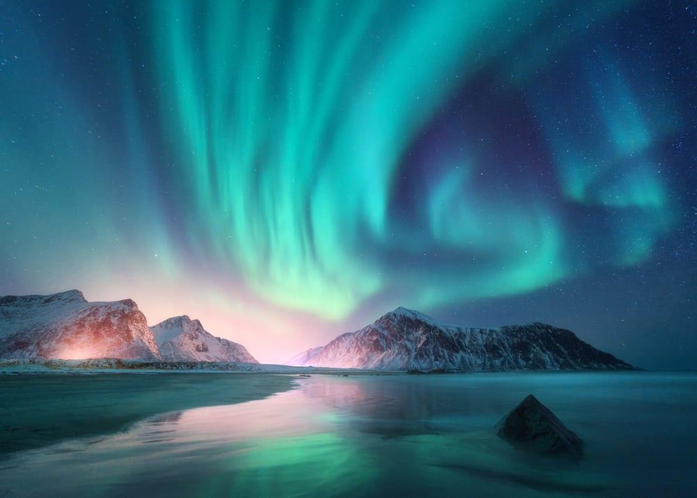 Reis af naar Noorwegen en ontdek het noorderlicht