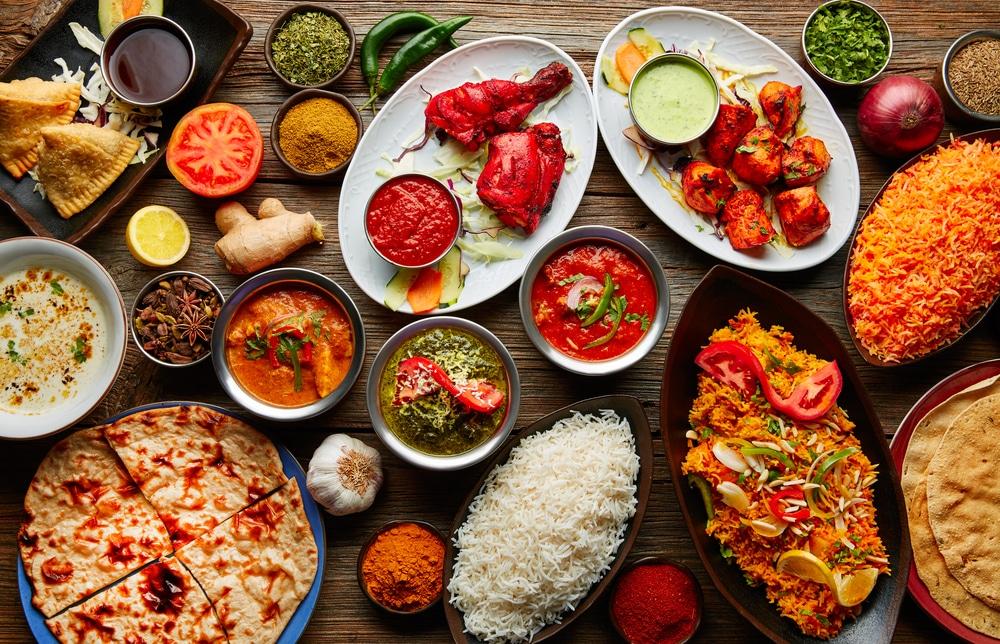 Geniet van de Indiase keuken