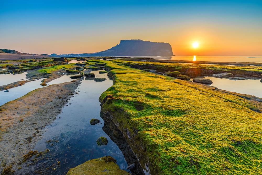 Kom tot rust op Jeju Island