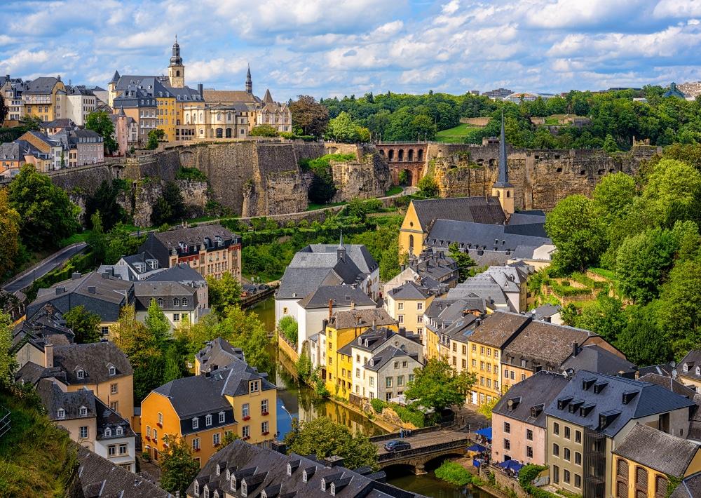 Ga op stedentrip naar Luxemburg stad
