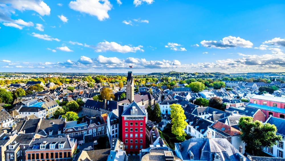 De mooie stad Maastricht