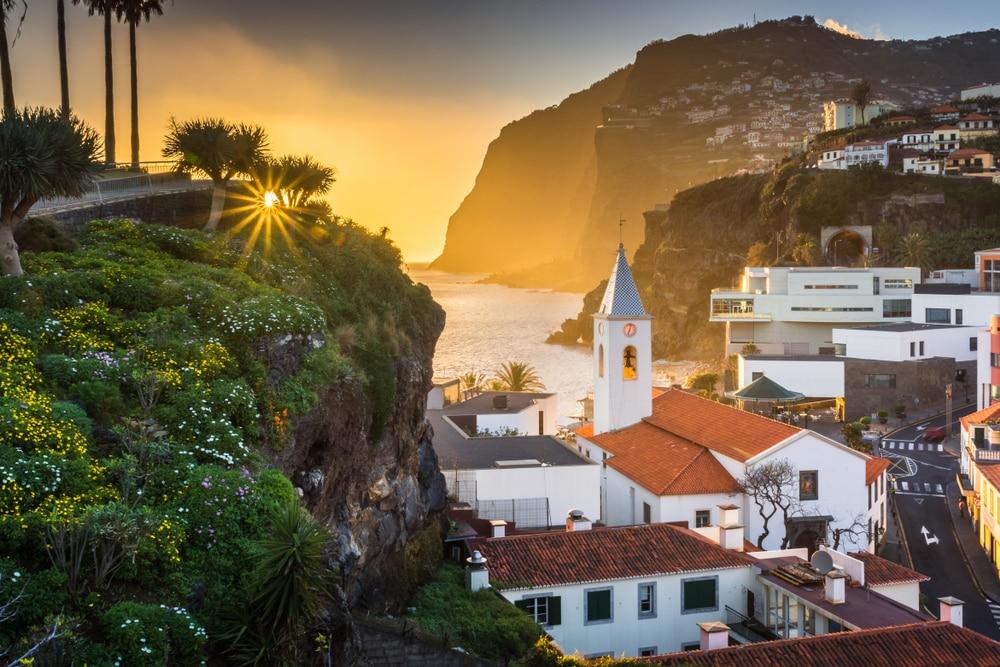 Het bloemeneiland Madeira