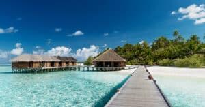 6 redenen om naar de Malediven te reizen