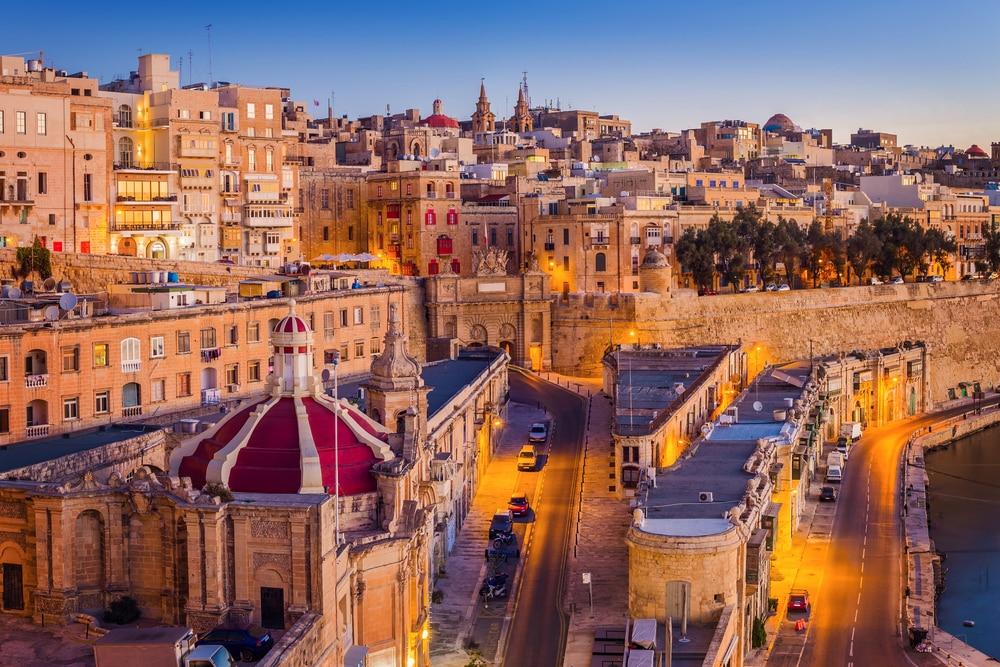 Bezoek het eiland Malta