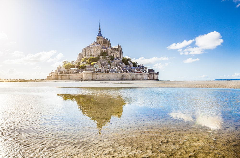 Bezoek het schiereiland van Normandië