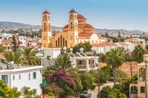 Ontdek de prachtige stad Paphos