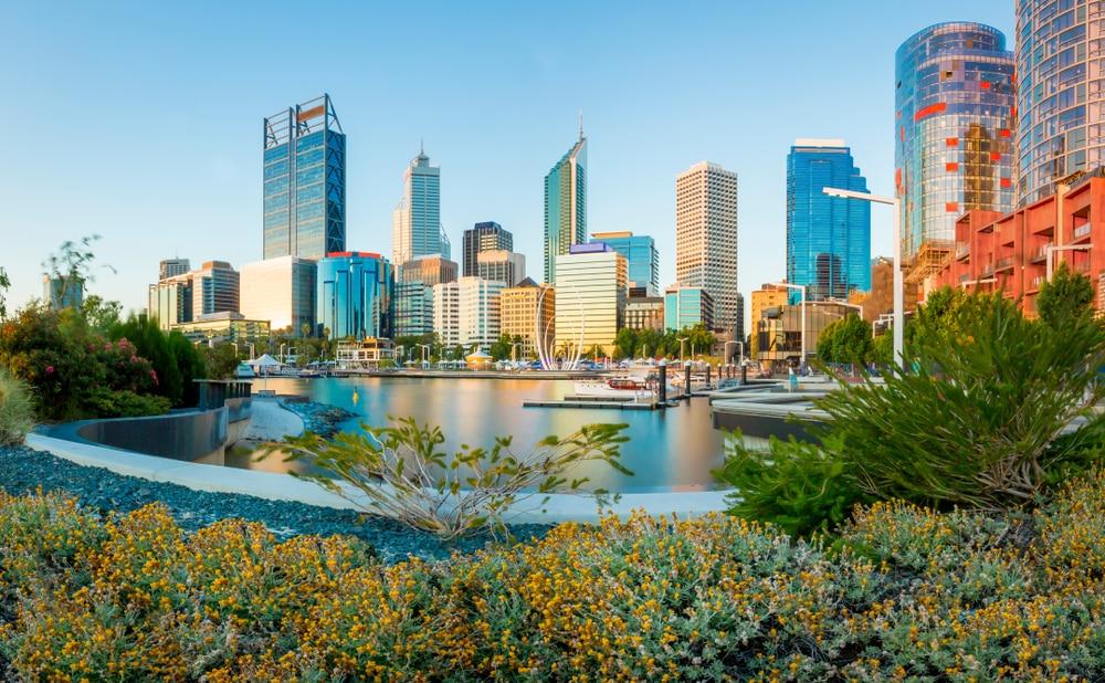 Bezoek de afgelegen stad Perth