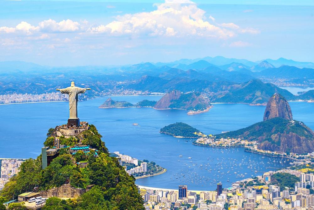 Eindig je rondreis in de stad Rio de Janeiro