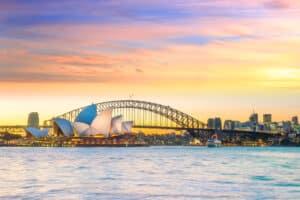 Bezoek de oudste en grootste stad Sydney