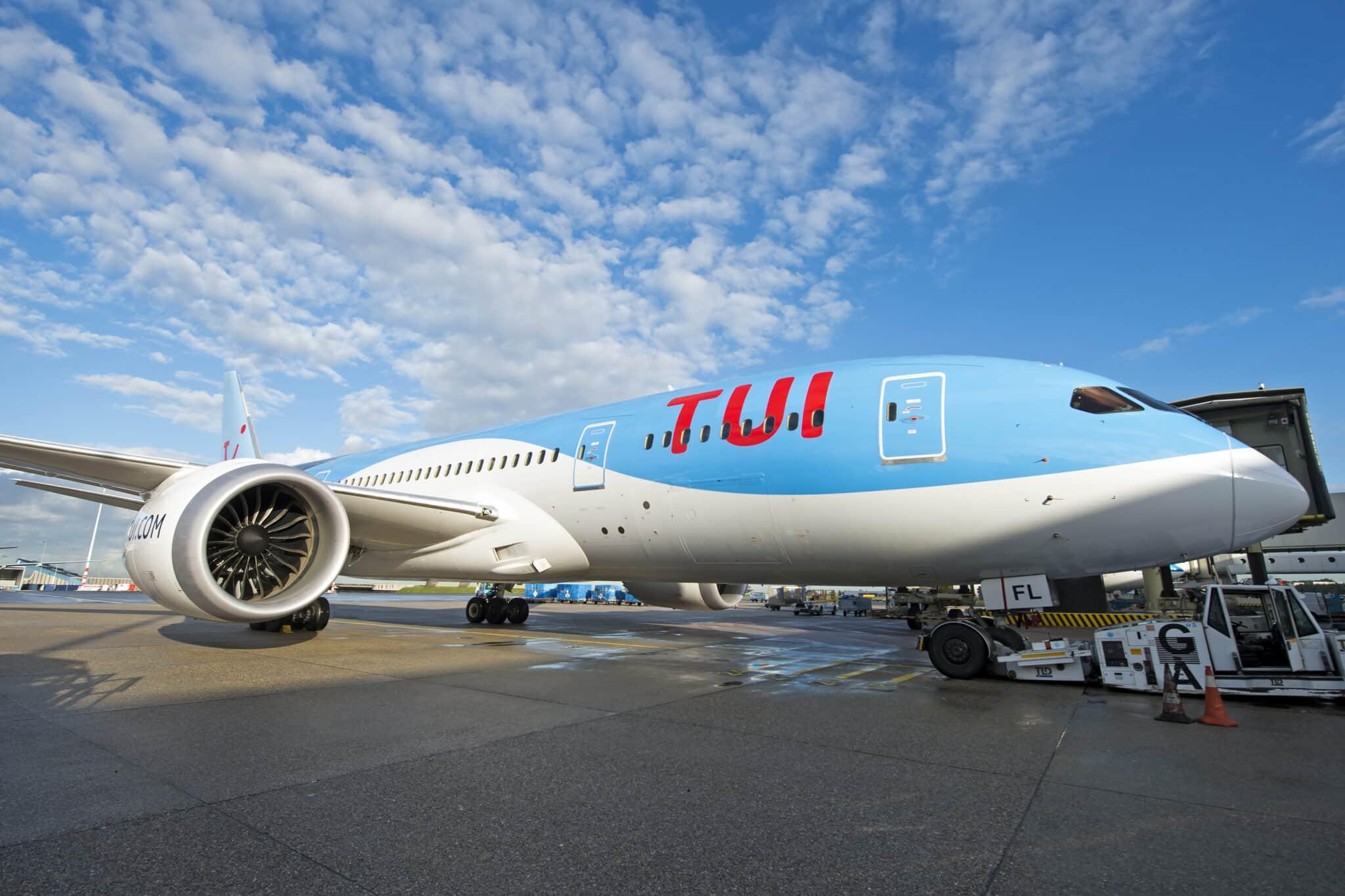 TUI Nederland start vliegvakanties weer vanaf 1 juli