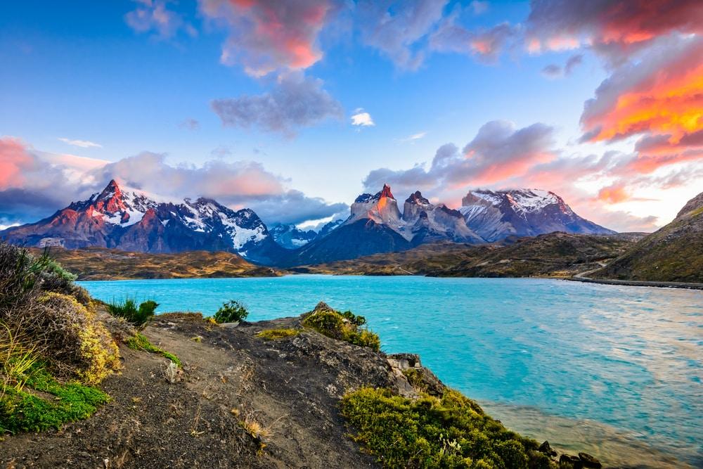 Chili en haar natuurpark Torres del Paine