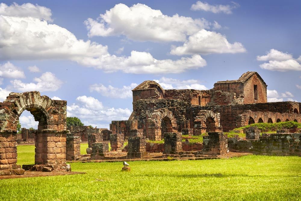 Ontdek de geschiedenis van de ruines van Trinidad