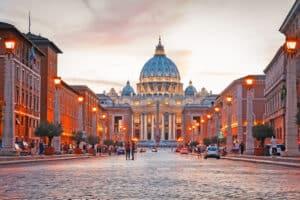 Bezoek een van de vele musea in Vaticaanstad vanuit huis
