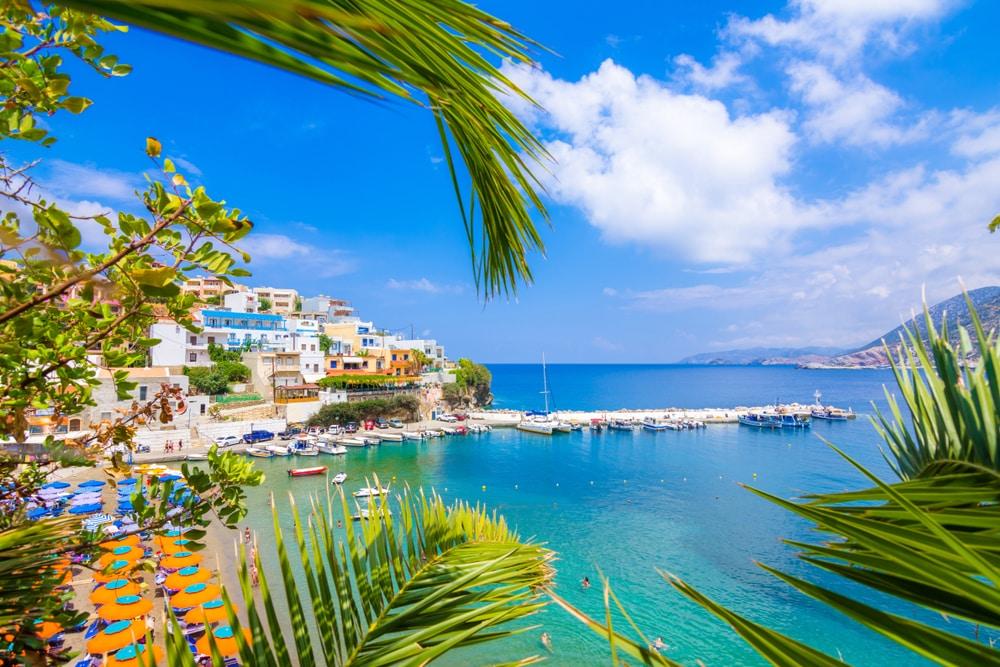 Het grootste eiland van Griekenland