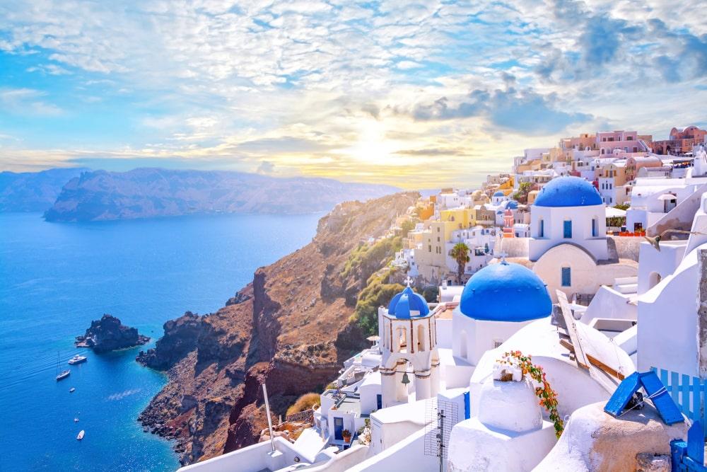 Beleef het ultieme Griekse gevoel op Santorini