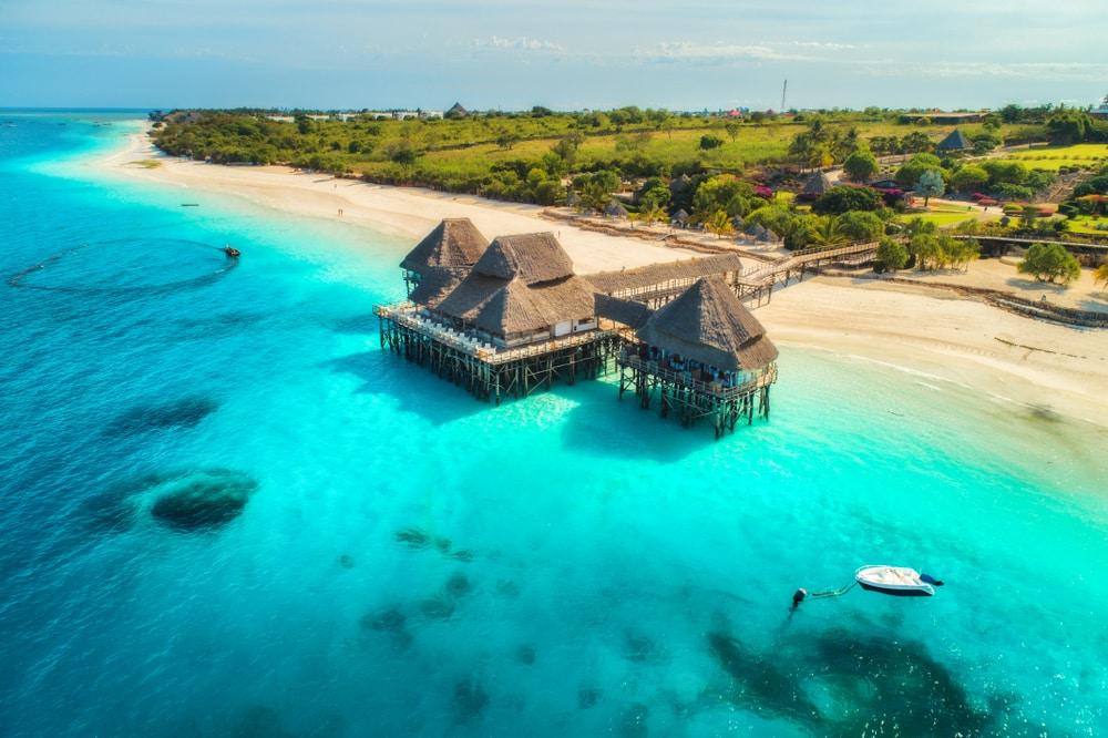 Ga ultiem relaxen op het eiland Zanzibar