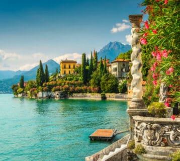 Op vakantie naar Italië