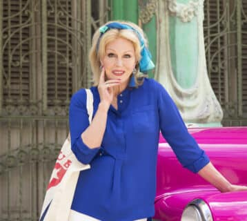 Joanna Lumley's Hidden Caribbean_Havana to HaitiEpisode 1