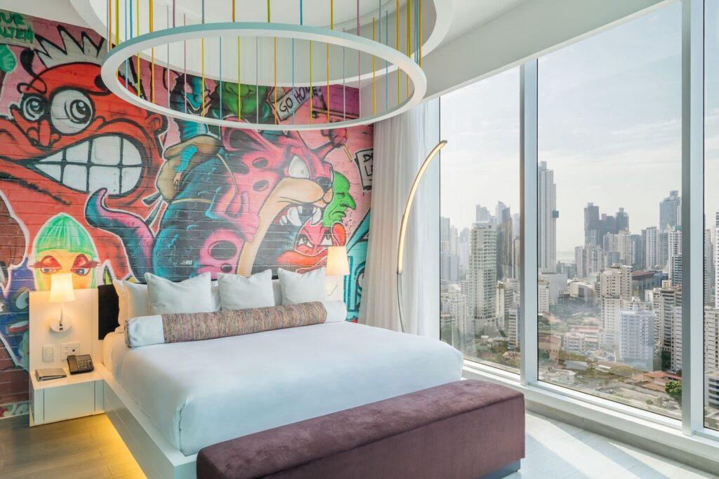 kleurrijkste hotels