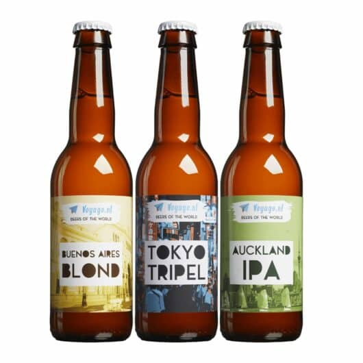 Voyago beers of the world