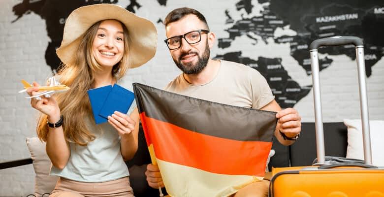 Duitsers mogen weer op vakantie
