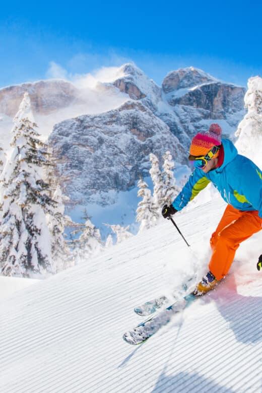 Wintersportvakantie