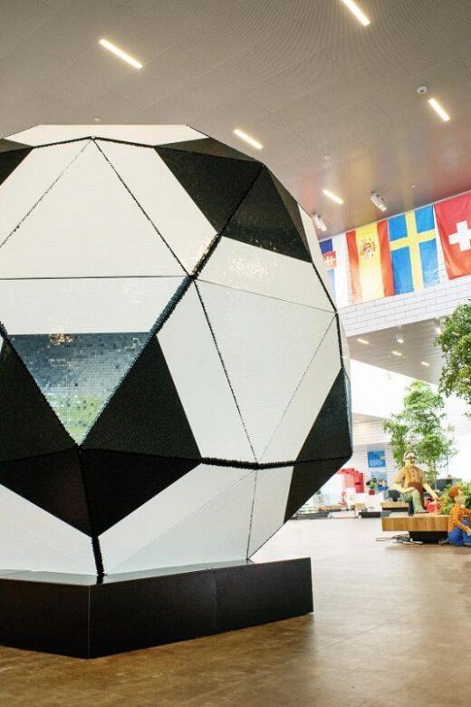 LEGO voetbal