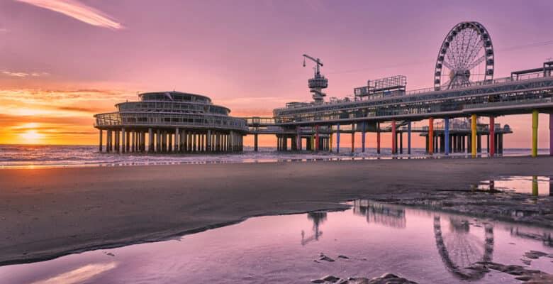 Scheveningen is veruit het meest geïnstagramde strand in Nederland