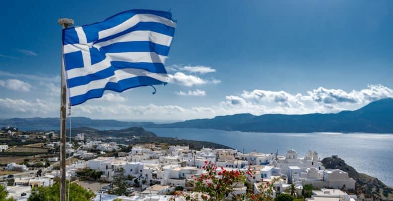 Bosbranden Griekenland