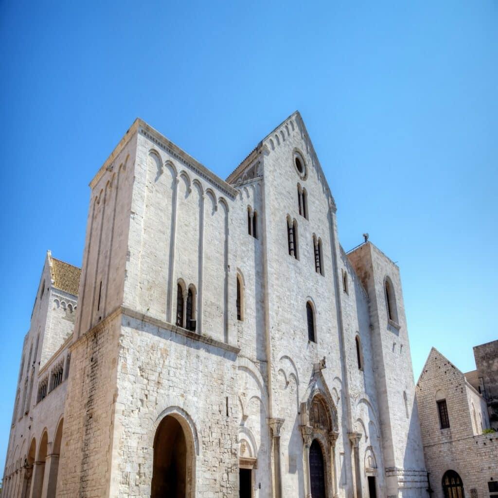 De Basilica San Nicola in Bari
