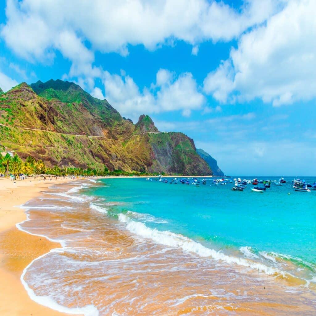 Het eiland Tenerife