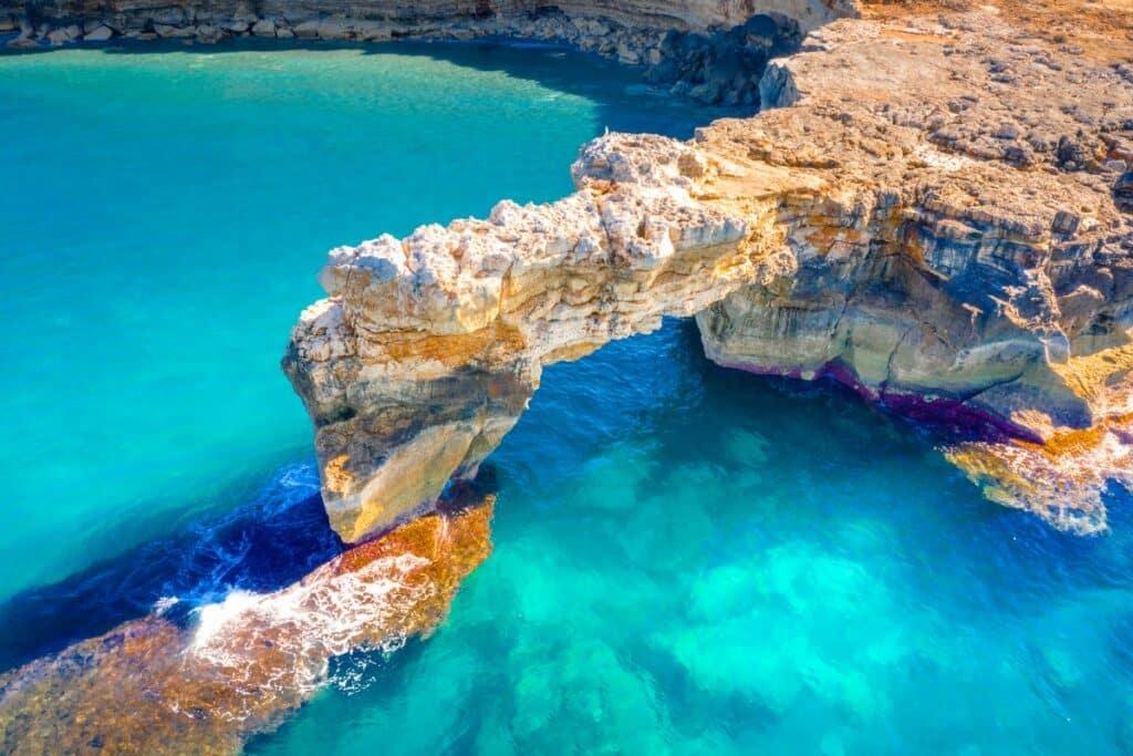 locatie om te duiken in Kreta